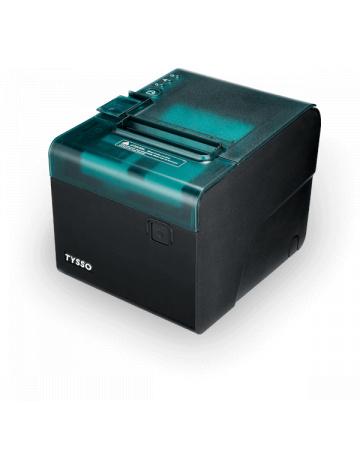 Tiskárna OKPRINT 188, do kuchyně, USB/RS-232/Ethernet, černá