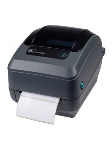 Tiskárna etiket Zebra GK420t, USB, LAN