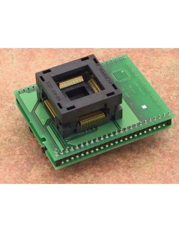 DIL48/QFP100 ZIF ispLSI-1