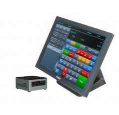 Dotyková pokladna PPD-1000 a Intel NUC