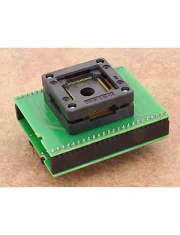 DIL48/QFP80-2 ZIF HC908-1