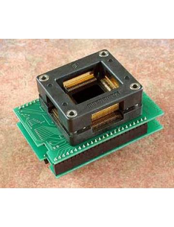 DIL48/PQFP80 ZIF M58BW-1