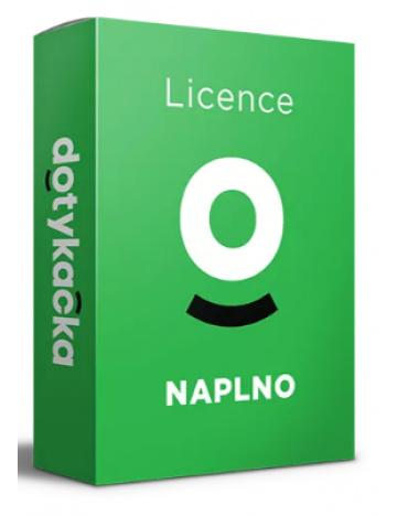 Licence NAPLNO (1 měsíc)