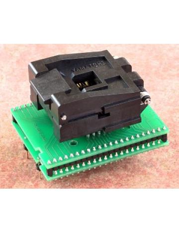 DIL44/PLCC44 ZIF-CS