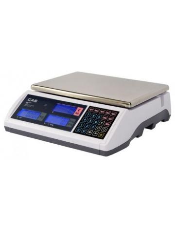 Váha CAS ER-Plus L, 15kg