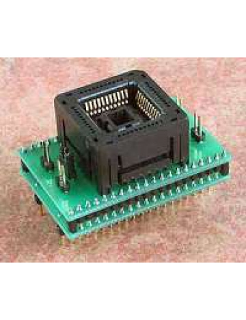 DIL40/PLCC44 ZIF  W-EPROM/MCS51