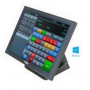 "Dotykový terminál POS-1000-B 15"" RES, J1900 2,0GHz, 4 GB RAM, 64 GB SSD, Windows 10 IOT"