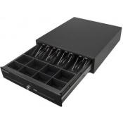 Pokladní zásuvka CD-530 24V, RJ-12 (6 pin), černá,