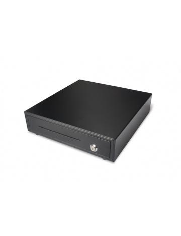 Pokladní zásuvka PCD-428, RJ-12 (6 pin), černá