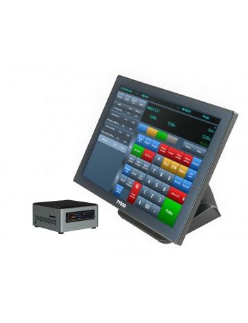 Dotyková pokladna PPD-1000 a Intel NUC J5005