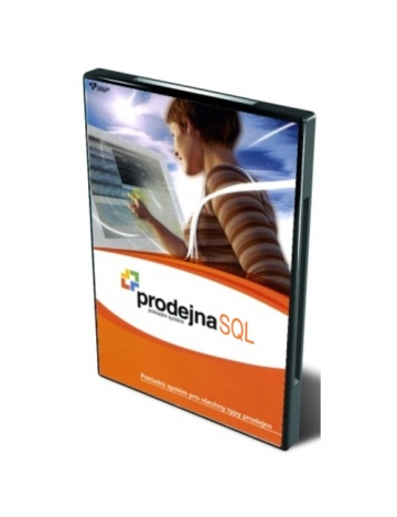 Prodejna SQL (S3) - Centrála