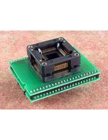 DIL48/TQFP64 ZIF HC908-1