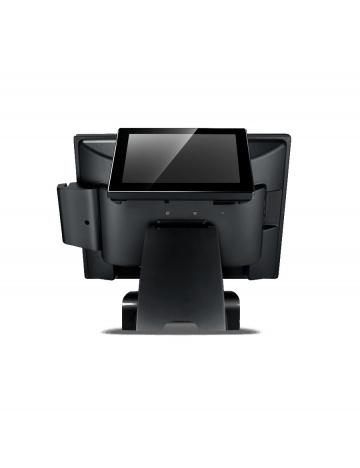 """Zákaznický displej LCD 8"""" černý pro POS-1000B"""