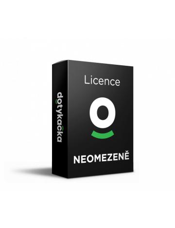 Licence NEOMEZENĚ (1 měsíc)