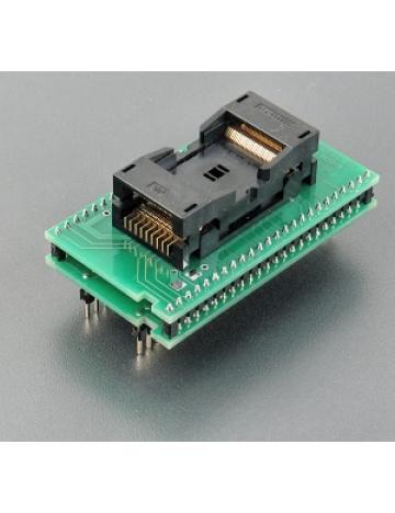 DIL48/TSOP56 ZIF 18.4mm NOR-4