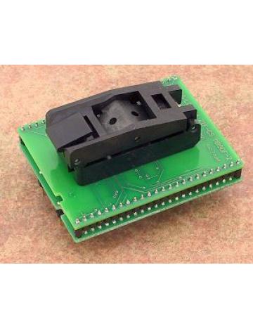 DIL48/LQFP64 ZIF-CS MB90F-2