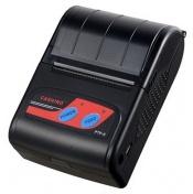 Mobilní tiskárna Cashino PTP-II BT24/USB, černá, iOS