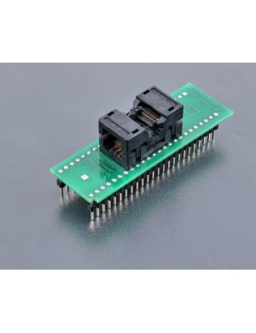 DIL48/QFP80 ZIF MN101-1
