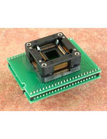 DIL48/TQFP64 ZIF HC908-2