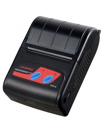 Mobilní tiskárna Cashino PTP-II BT/USB, černá